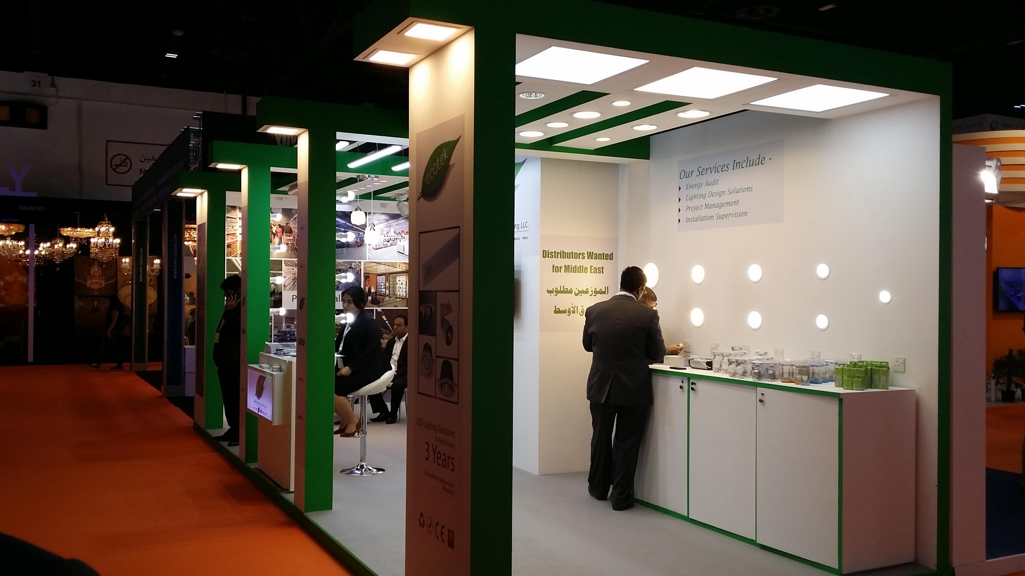 Eco Exhibition Stand
